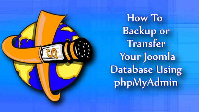 Backup or move your database using phpMyAdmin.