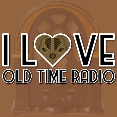 i love old time radio 400x400